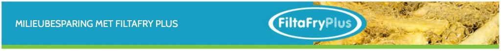 milieusparen met Filtafry